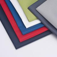Wholesale Polyester 1680D oxford fabric waterproof uly coating for bags from china suppliers