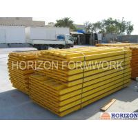 Spruce Wood Girder H20 Beam Formwork Strong Rigidity For Concreting Wall Formwork