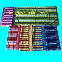 Wholesale Cheap Recycled Cotton Yarn Dyed Bath Towels 70x140cm from china suppliers