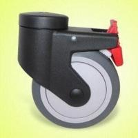 Buy cheap Durable Industrial Caster Wheel Designed with Brake from wholesalers