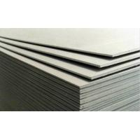 9mm Reinforced Fiber Calcium Silicate Insulation Board Free Asbestos Eco Friendly