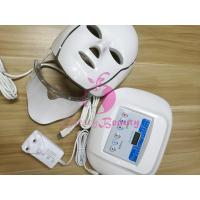 China infrared red and blue led mask acne electric mask blue led acne removal mask for sale