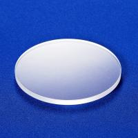 Wholesale Flat Artificial Sapphire Scratch Resistant Watch Face H9/HV1800-2200 Hardness from china suppliers