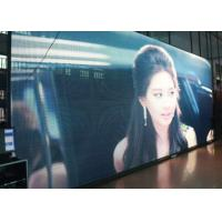 Wholesale 1/8 Scan Light Weight LED Curtain Display 640 X 640 Cabinet For Stage from china suppliers