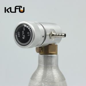 Wholesale Working Pressure 60PSI / 90PSI / 150PSI Aluminum Sodastream Pressure Regulator from china suppliers