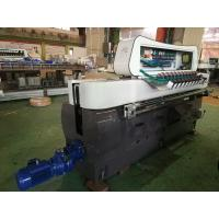 Wholesale 9 Spindles Straight Line Glass Edging Machine , Processing Speed 0.5-6.0m/min from china suppliers