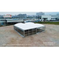 Buy cheap Aluminum & PVC Modular Tent Used for High Class Events , Waterproof Canopy Tent from wholesalers