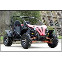 Wholesale 250cc Go Kart Dune Buggy Racing Kart For Adult With 2 Big Head Lights from china suppliers