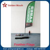 Wholesale Custom Feather Flags Banners For Outdoor Advertising from china suppliers