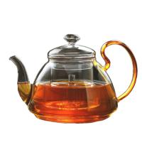 China Stovetop Safe Blooming Tea Teapot , Flowering Loose Leaf Kettle And Teapot Set With Filter for sale