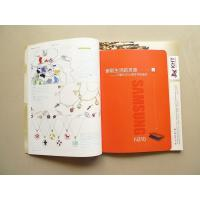 Wholesale Art Paper Magazine Printing Services , 157gsm Professional Magazine Offset Printing from china suppliers