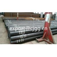 Best S275J0H Hot Rolled Steel Tube , EN10210-1 / 2 Structural Hollow Hot Finished Seamless Tube wholesale