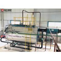 Wholesale Automatic Oil Fired Hot Water Boiler 92.4% -- 94.5% Boiler Thermal Efficiency from china suppliers