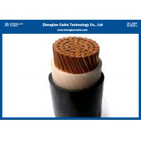 Wholesale 0.6/1KV LV 1C Power Cable (Unarmoured) , PVC Insulated Cable IEC 60502-1 (CU/PVC/XLPE/NYY/N2XY) from china suppliers