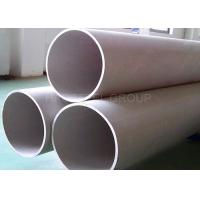 Wholesale ASTM JIS Stainless Steel Welded Pipe Large Diameter For Industrial Fluid Conveying from china suppliers