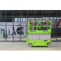 China SS1212HM Hydraulic Scissor Platform Lift Equipment For Home Garages on sale