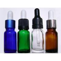 Wholesale glass bottle, glass dropper bottle, childproof cap, glass dropper from china suppliers