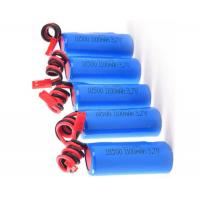 Wholesale High Capacity Rechargeable 18650 Battery 3.7V 1100mah For Emergency Lighting from china suppliers