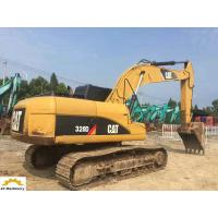 China Heavy Weight 1CBM Used Cat 320d Excavator For Sale With A/C CE ISO Certificated on sale