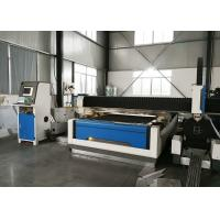 China CCC CNC Fiber Laesr Cutting Machine 1000W For Both Pipe And Sheet Cutting for sale