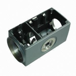 China Zinc / Aluminum Die Casting Service Mechanical Equipment Parts SGS Standard on sale