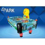 China Indoor Air Hockey  Machine  ,  Cute Chicken Cartoon Air Hockey Table Sport Lottery Game Machine for sale