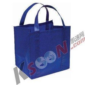 Blue Non Woven Tote Bags