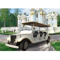 Sightseeing Classic Car Golf Carts 6 Seater for sale