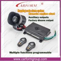 Wholesale Hopping Code engine Start Car Alarm CF880E 5 Auxiliary Outputs,Multi Auto Alarms Systems from china suppliers