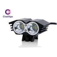 Wholesale Front T6 Flashing LED Bike Lights 1800 Lumen With 4 Mode Switch Waterproof from china suppliers