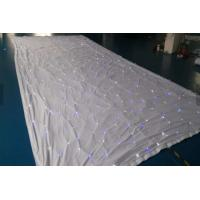 Wholesale Fireproof Fabric DJ DMX LED Indoor Curtain Fairy Lights 8CH SD Control Mode from china suppliers