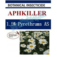 China organic insecticide, 1.5% Aphkiller AS, pyrethrin, biopesticide, botanic, natural on sale
