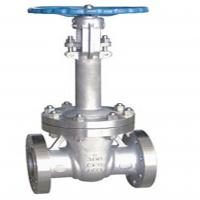 Wholesale Steam Cast Steel Gate valve  410-SS Trim  API 6D / ANSI 16.5 B from china suppliers