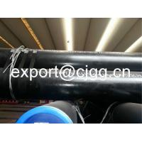 Best Low Temperature Hot Expanded / Hot Rolled Steel Tube ASTM A333 Gr.6 wholesale
