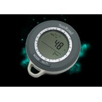 Wholesale Mountaineering digital altimeter with compass, barometer, weather forecast SR108N from china suppliers