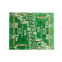 China Custom Ru Fr4 KB Multilayer Printed Circuit Board 94v0 Prototype Production PCB on sale