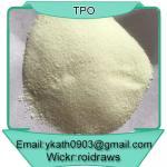 China Photoinitiator / Photocuring agent TPO / Diphenyl(2,4,6-trimethylbenzoyl)phosphine oxide CAS 75980-60-8 for sale