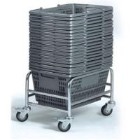 Buy cheap Shopping basket holder for America and Europe from wholesalers