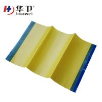Iodine surgical incise drape/incise film / surgical operation incise film 20*30cm for sale
