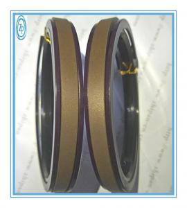 SPGW Hydraulic Piston Seals 95 * 80 * 10.5mm Size Impact Resistance