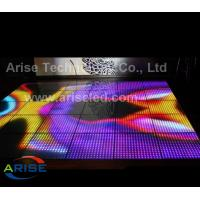 Wholesale Strong Shimmer P6.25mm LED Floor Tiles , LED Dance Floor Tiles for Club P6.25mm LED Floor from china suppliers