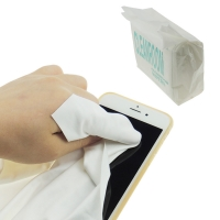 Wholesale Anti Static Esd Microfiber Cleanroom Wiper 140gsm Polyester from china suppliers