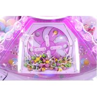 Wholesale Coin Pusher Metal Candy Lollipop Vending Machine from china suppliers