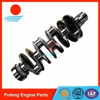 Wholesale China OEM DEUTZ crankshaft D4D for truck forged steel one year warranty from china suppliers