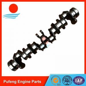 Wholesale L180G EC380 EC480 excavator precise grinding crankshaft VOLVO D13D crankshaft 22235114 15049437 15173114 from china suppliers