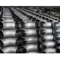China Seamless Carbon Steel and Stainless Steel 304L Sch10 90 Elbow for sale