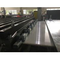 Wholesale 2500mm wide PP/ HDPE/ ABS Thick Sheet / Board Extrusion Machine, Plastic Sheet Extrusion Machine from china suppliers