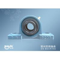 Best HCP205 Dia 25mm Pillow Block Bearings UELP205 Ball Bearing With Housing   Ball Bearings with Double Seal wholesale