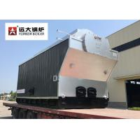Wholesale DZH Firewood Coal Biomass Fired Steam Boiler from china suppliers