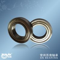 Best CS210 Stable Insert Bearings For Textile Machinery , Precision Ball Bearings wholesale